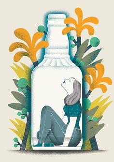 Alcoholism by Malota - www.malota.es