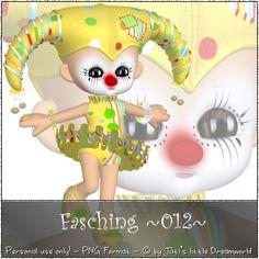 Tati's Little Dreamworld: Fasching ~012~