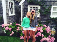 ackwhales:  You make me happier than a pink hydrangea on Nantucket. Insta: audreyclaire2