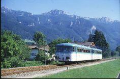 Chiemgaubahn in Bavaria, Germany  #Chiemgau