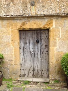 Door 1 at Snowshill Manor & Garden, NT Property Worcestershire WR12 7JR 5/7/16
