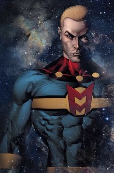 MiracleMan | #comics #marvel