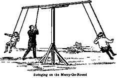 Swinging on the Merry Go Round