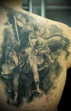 Картинки по запросу татуировка добро и зло
