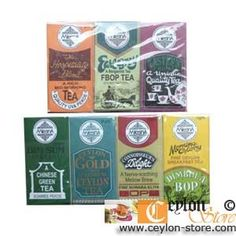 Mlesna 7 Assorted Teas Collection 100g