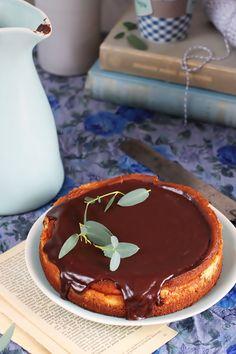 Boston Cream Pie Cheesecake - Megasilvita