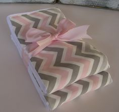 Baby Burp Cloths - Pink and Gray Chevron   Set of 2 by MyRaggyObsession on Etsy https://www.etsy.com/listing/121135344/baby-burp-cloths-pink-and-gray-chevron