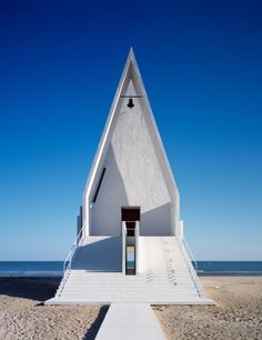 Gallery of Seashore Chapel / Vector Architects - 28