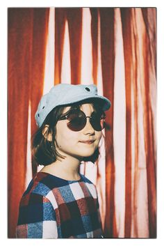 Plaid kids fashion from Milk and Biscuits for fall/winter 2014