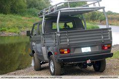 A/b: 1986 Double Cab Transporter (Doka) - VWVortex