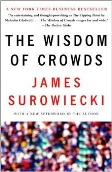 """Read """"The Wisdom of Crowds"""" by James Surowiecki available from Rakuten Kobo. In this fascinating book, New Yorker business columnist James Surowiecki explores a deceptively simple idea: Large group. Psychology Experiments, Books To Read, My Books, Behavioral Economics, The New Yorker, Smart People, Reading Lists, Book Lists, Marketing Digital"""