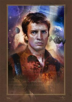 """Malcolm """"Mal"""" Reynolds: During the war of independence, he enlisted on the independent side, fighting as a sergeant in the 57th Overlanders. He was part of the """"Browncoat"""" force holding Serenity Valley, before the Alliance overwhelmed them. After the war, Mal purchased a battered old Firefly-class ship, which he named Serenity, & took jobs as they came. He is a born leader & is fanatically dedicated to his crew.  However his plans often tend to go a bit wonky. Still, he inspires fierce loyalty."""