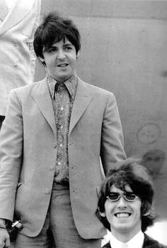 Paul with George