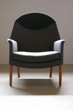 Madsen Armchair by Larsen & Aksel Bender