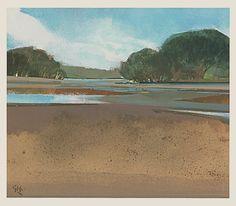 Sandbar by HargreavesArt on Etsy, $500.00
