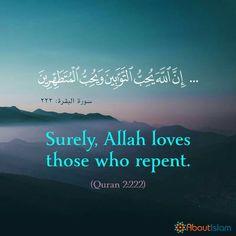 Quran Quotes Love, Quran Quotes Inspirational, Islamic Love Quotes, Muslim Quotes, Prayer Quotes, Love In Islam, Allah Love, Lockscreen Iphone Quotes, Beautiful Quran Verses