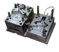 cheap plastic injection mould making with good service m15111604