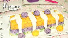 Renkli Patates Salatası Tarifi | Kadınca Tarifler | Kolay ve Nefis Yemek Tarifleri Sitesi - Oktay Usta