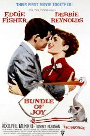 Watch Bundle of Joy full hd online Directed by Norman Taurog. With Eddie Fisher, Debbie Reynolds, Adolphe Menjou, Tommy Noonan. After finding a baby outside an orphanage, a salesgirl receives Joy Film, Joy Movie, Movie Tv, Streaming Vf, Streaming Movies, Old Movies, Vintage Movies, 1960s Movies, New Year Eve Movie