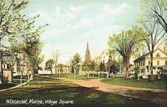 Image result for new england village square