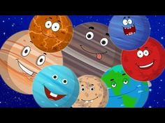 "Outer Space: ""We are the Planets,"" The Solar System Song by StoryBots - YouTube"