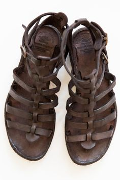 officine creative teak idra sandal – Lost & Found