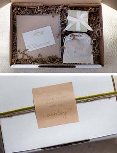 Packaging and Presentation Ideas for Photographers // Pretty Little Packaging :: Resources and Inspiration »