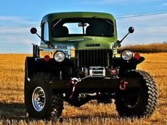 A Restored Vintage Truck for Christmas, Please