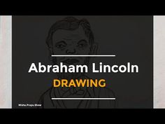 Lincoln's Birthday 2021 in United States | Lincoln's Birthday Drawing | Abraham Lincoln Drawing - YouTube Lincoln Birthday, Drawing Competition, Abraham Lincoln, United States, The Unit, Drawings, Youtube, Sketches, Drawing