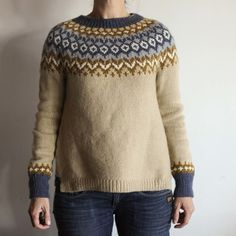 My Latest Freestyle Sweater - Riddari!