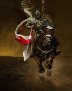 A Temeris Lancer charging Knight Tattoo, War Tattoo, Greek Warrior, Armadura Medieval, Templer, Age Of Empires, Religion, Medieval Knight, Knights Templar