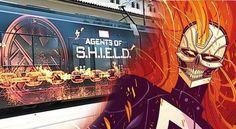 AGENTS OF SHIELD - Uma versão nova do motoqueiro fantasma? ~ Falo o que gosto Universo Nerd e Geek - Filmes - Séries - Games - HQs - Quadrinhos e Super-heróis!