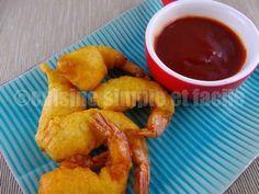 Sauce aigre douce pour beignets de crevettes