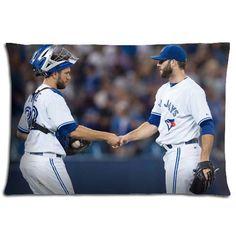 20x30inch 50x76cm bench pillow shell case Cotton Polyester sumptuous Protectors MLB baseball logo