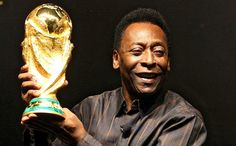 Soccer Star Pele - Literally a national hero for Brazil and not only