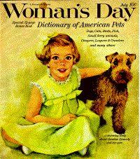 painting of Caroline on Women's Day