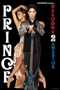 Prince - Welcome 2 America Tour 2011