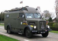 1952 Magirus-Deutz    Magirus-Deutz S3500,  ex. fire truck,  ex, Dutch civil defense,