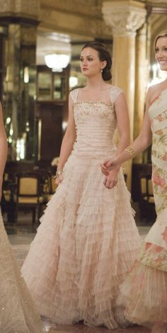 Love this dress from the movie Monte Carlo.  Oh to be 20-something again!