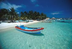 Make sure you check out Isla Mujeres next time you're in Cancun! Take the slow boat...great views!