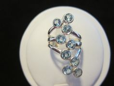 A personal favorite from my Etsy shop https://www.etsy.com/listing/244598354/blue-topaz-sterling-silver-ring-size-7