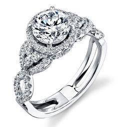 #Vintage Engagement Rings