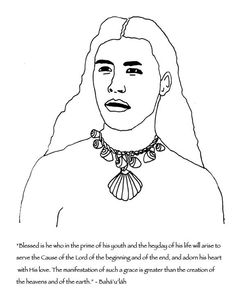 squanto coloring page - baha 39 i on pinterest faith coloring books and protection