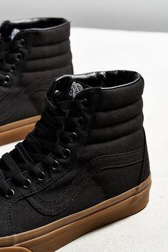 Slide View: 4: Vans Sk8-Hi Reissue Gum Sole Sneaker