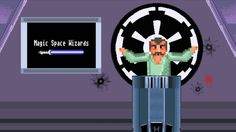Death Star Architect Speaks Out About How He Couldn't Account for Magic Space Wizards When Designing the Exhaust PortIn a new animated short by Andrew Bridgman of Dorkly, the architect behind the … Super Movie, Star Wars Facts, Fan Theories, Sexy Geek, Sci Fi Tv, Cultural Architecture, Make A Case, Geek Humor, Death Star