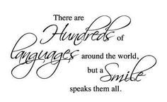 SMILES are universal!