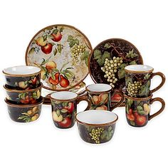 Certified International Capri Dinnerware Collection