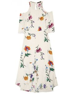 38 Pretty Summer Dresses - Tibi from InStyle.com