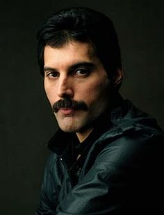 Freddie Mercury....Queen....died 1991....one of the biggest loses in Rock & Roll~~