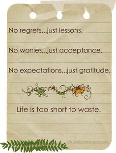 Life is too short to waste. #CheBrown